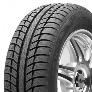 Michelin PRIMACY ALPIN PA3 RUN FLAT Pneu d'hiver