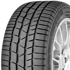 Continental WINTER CONTACT TS830 P RUN FLAT Pneu d'hiver