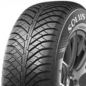 Kumho SOLUS HA31 (4 SEASONS WINTER APPROVED) 4 seasons touring tire