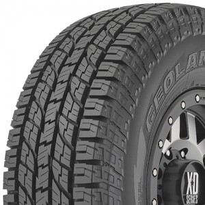 Yokohama GEOLANDAR A/T G015 (4 SEASONS WINTER APPROVED) 4 seasons touring tire