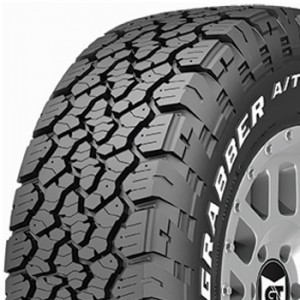 General GRABBER A/TX (4 SEASONS WINTER APPROVED) 4 seasons touring tire