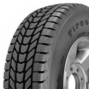 Firestone WINTERFORCE CV Pneu d'hiver
