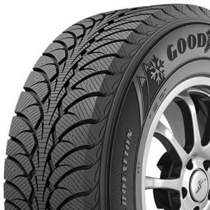 Goodyear WINTERCOMMAND SUV (CLOUTABLE) Pneu d'hiver