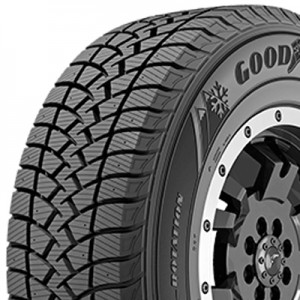 Goodyear WINTERCOMMAND LT (CLOUTABLE) Winter tire