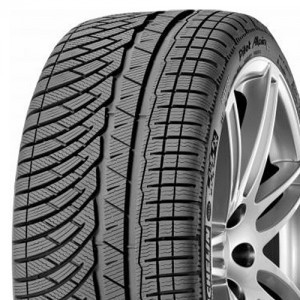 Michelin PILOT ALPIN PA4 RUN FLAT Pneu d'hiver