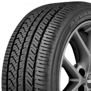 Yokohama ADVAN SPORT A/S + Summer tire