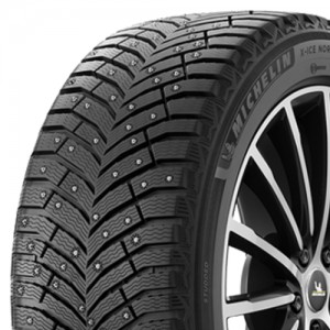 Michelin X-ICE NORTH 4 (STUDDED) Winter tire