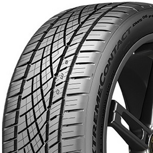 Continental EXTREMECONTACT DWS06 PLUS Summer tire